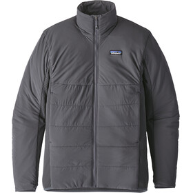 Patagonia M's Nano-Air Light Hybrid Jacket Forge Grey
